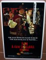 "For a Few Dollars More Movie Poster on a 8"" x 12"" Aluminum Sign"